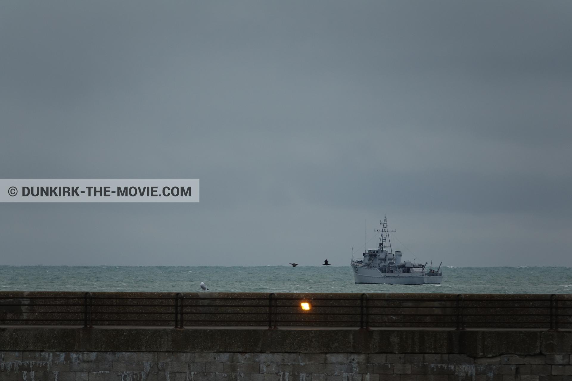 Photo sur toile numéro 21, des dessous du film Dunkerque