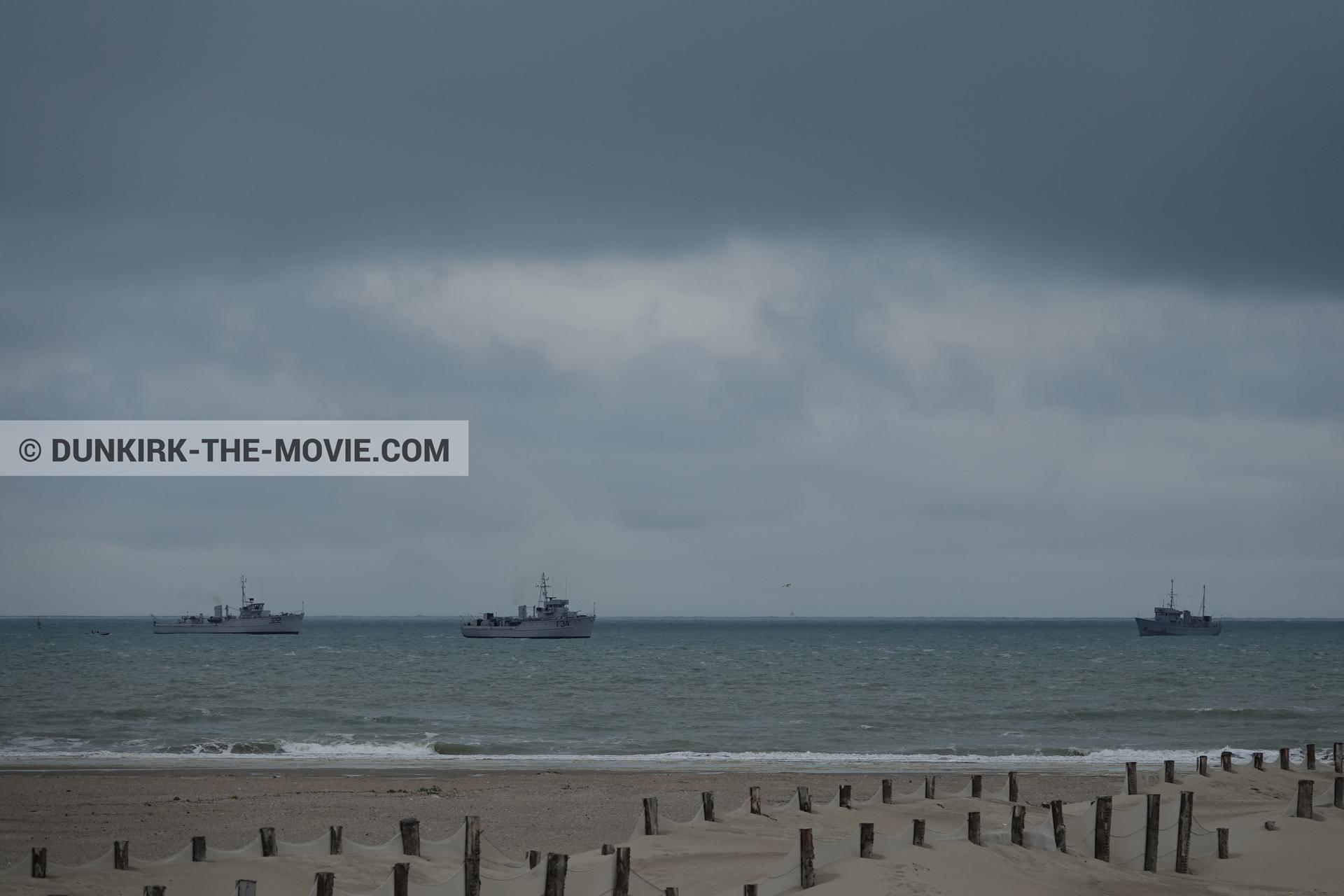 Photo sur toile numéro 71, des dessous du film Dunkerque
