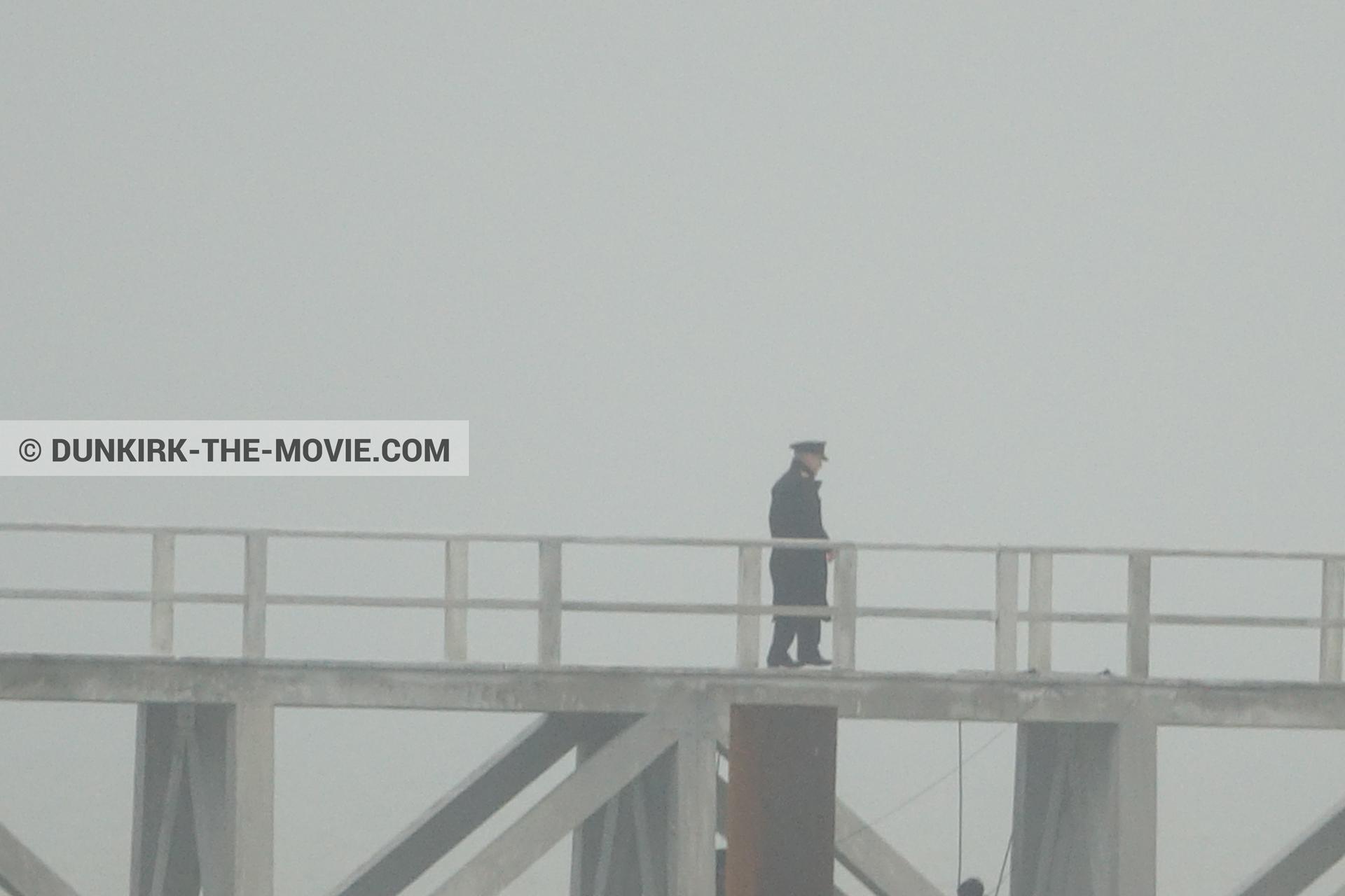 Photo sur toile numéro 563, des dessous du film Dunkerque