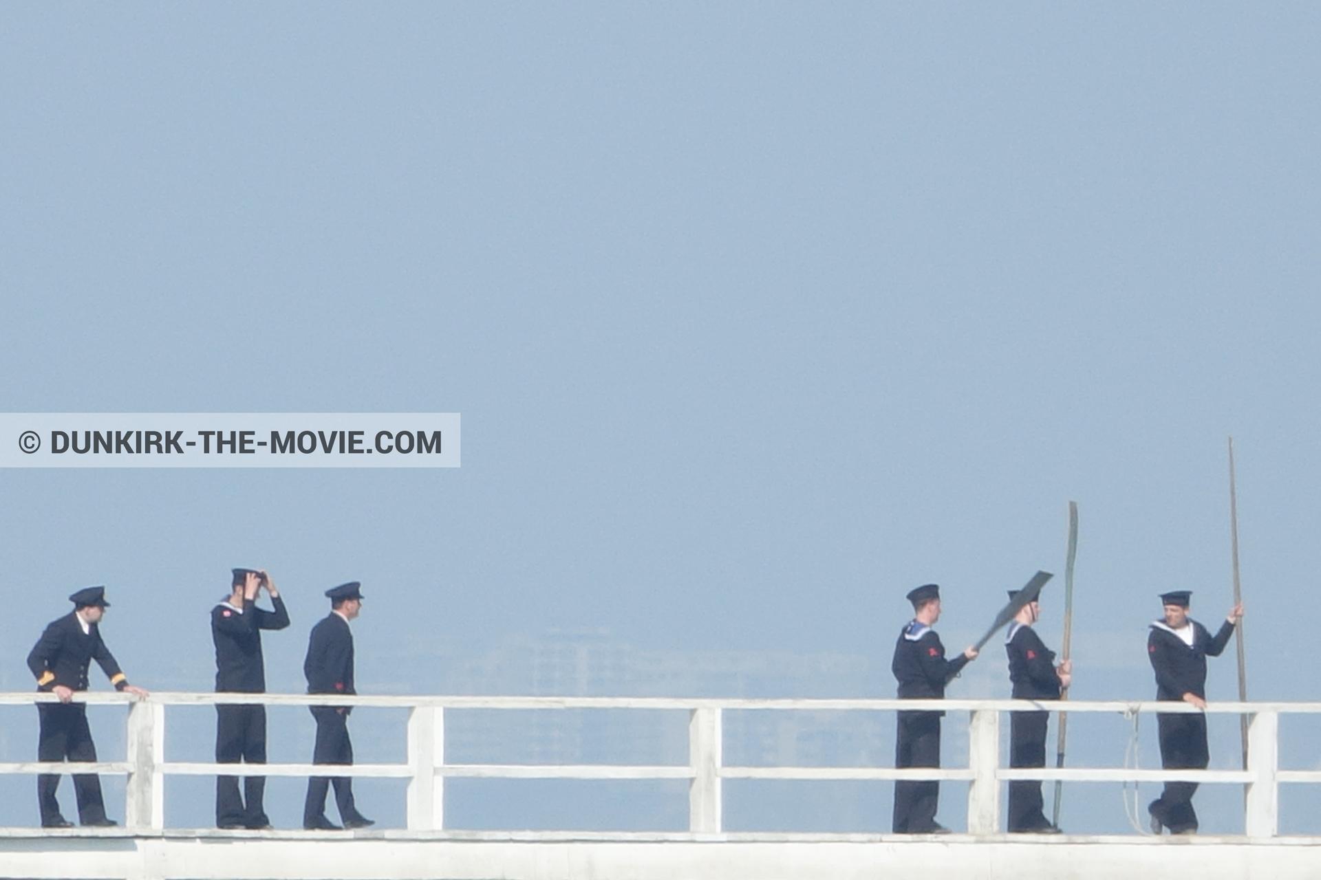 Photo sur toile numéro 901, des dessous du film Dunkerque