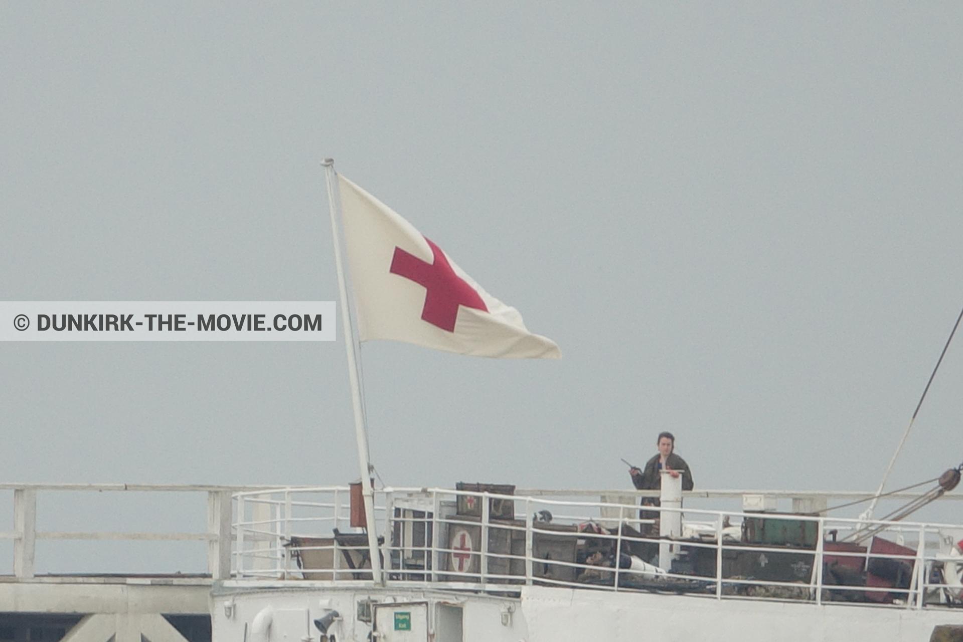 Photo sur toile numéro 70, des dessous du film Dunkerque
