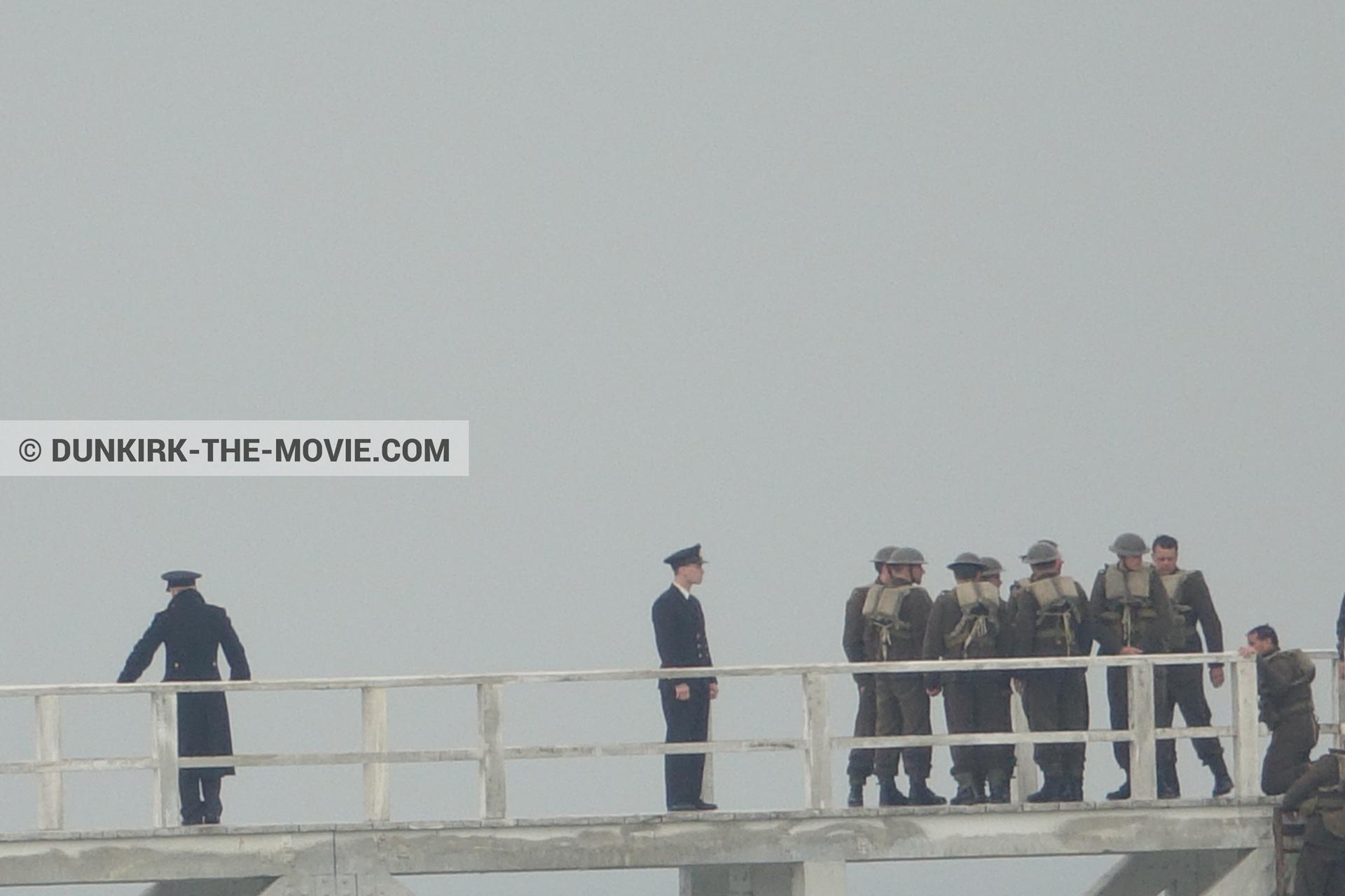Photo sur toile numéro 31, des dessous du film Dunkerque