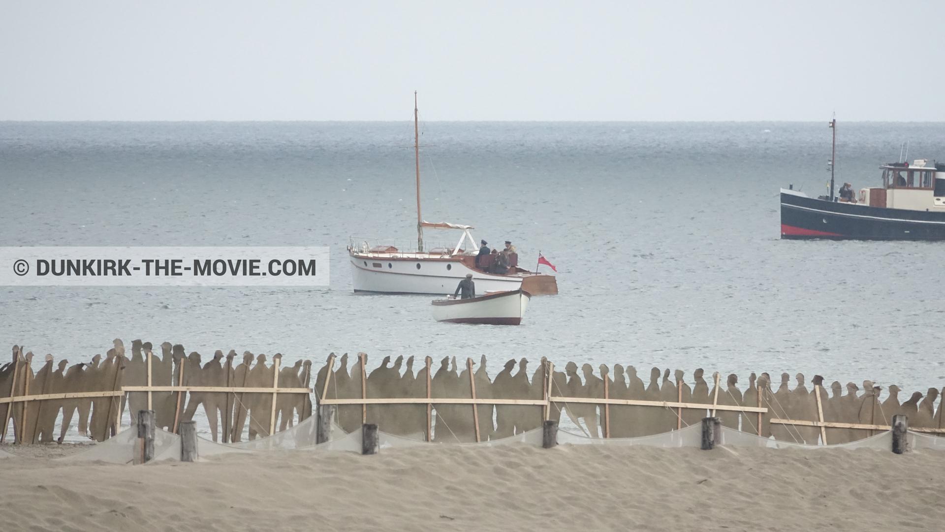 Photo sur toile numéro 132, des dessous du film Dunkerque